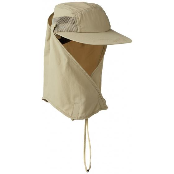 The Trek neck cap olive