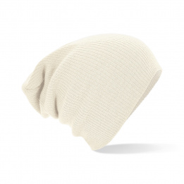 Bonnet grey mel naturel