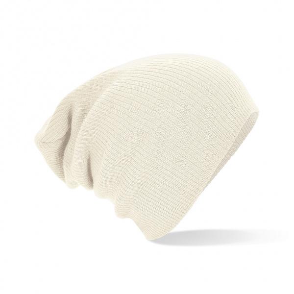 Bonnet grey mel naturel
