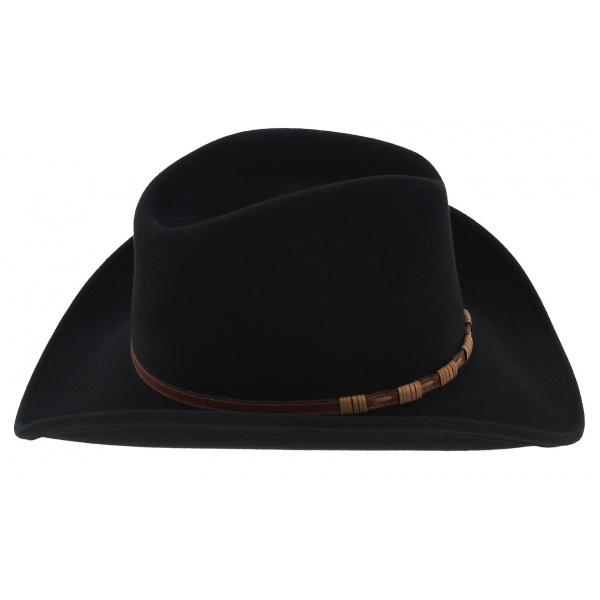 Chapeau Cow Boy - KEELINE Noir