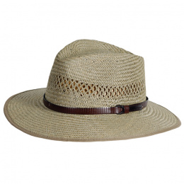 Straw Traveller Hat for Gardener- Traclet