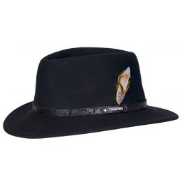 Biscoe - Stetson vitafelt hat