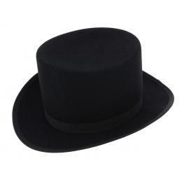 Chapeau gibus en feutre