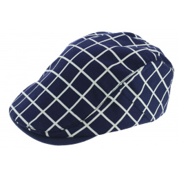 Monza Cotton Adjustable Cap Blue - Aussie Apparel