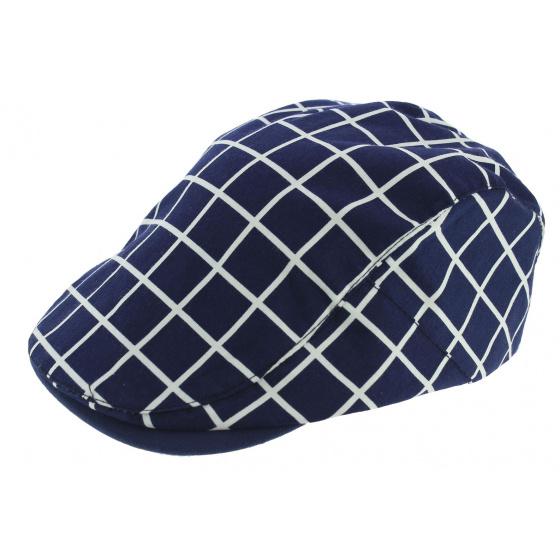 Adjustable Cap Monza Blue Cotton - Aussie Apparel