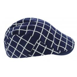 Casquette Réglable Monza Coton Bleu - Aussie Apparel