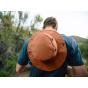 Chapeau Safari Wanderer Globe Trotteur T3 Wanderer Orange- Tilley
