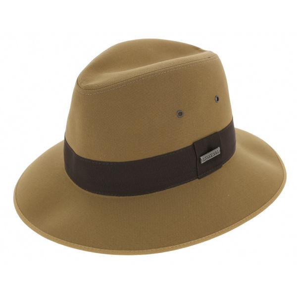 fe42855c26a30 chapeau indiana en tissu formé - achat chapeau indiana