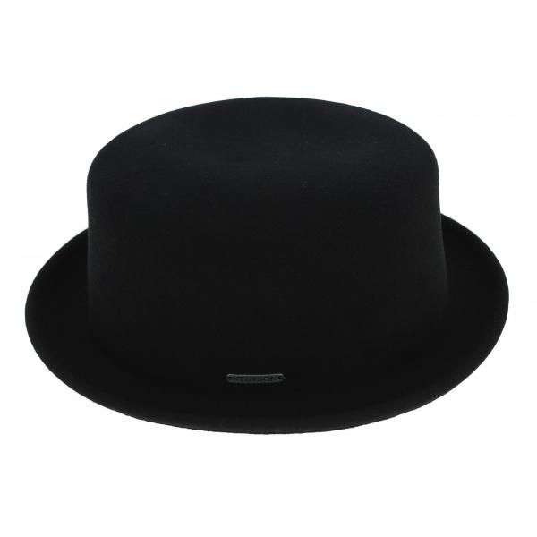 Chapeau Demi Haut de Forme Steeple Feutre Laine - Stetson