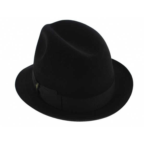 Chapeau Borsalino Blues Brothers noir