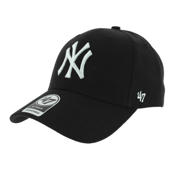 Casquette Snapback Yankees NY Laine Noir - 47 Brand