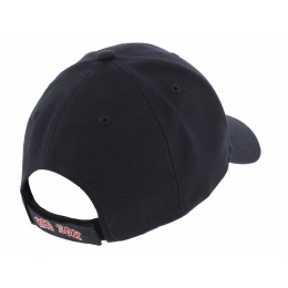 Strapback Boston Red Sox Cap Navy Wool - 47 Brand