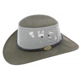 Grey traveller hat - Suede Breezer Explorer