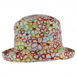 bell hat ANDORRA  blue