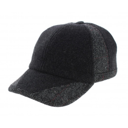 Casquette Baseball Fitted Mod Laine - Traclet par Marone