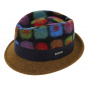 San Marino Wool Trilby Hat - Traclet
