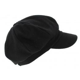 Gavroche wool cap - black - Traclet