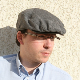 New era flat cap