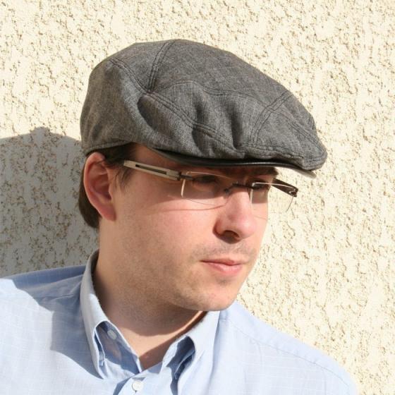 New era flat cap