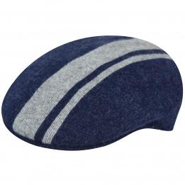 Casquette 504 code stripe marine