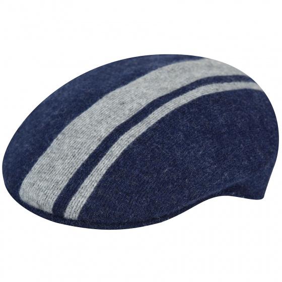 Cap 504 code stripe navy