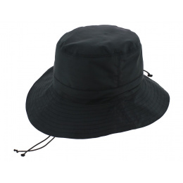 Traveller Hat Narrows Gore-Tex Black - Seeberger