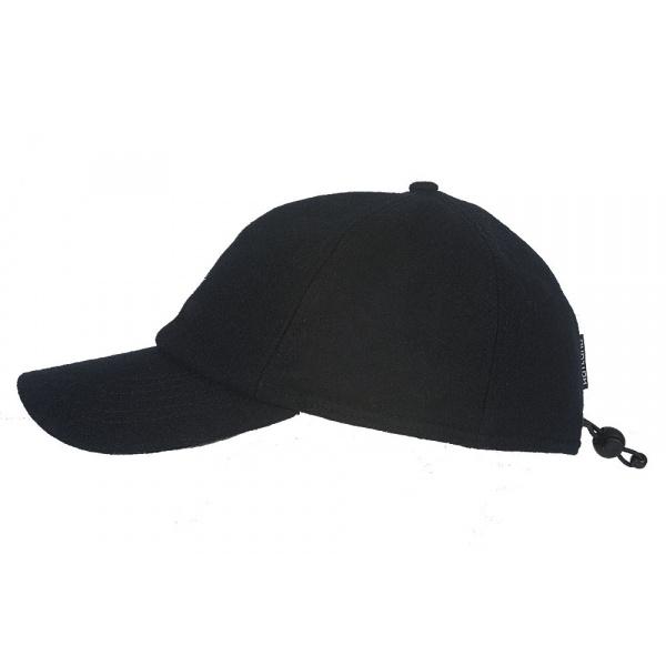 Casquette Lenox noir Hatland
