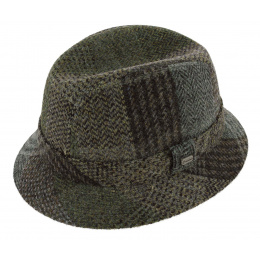 Bob Anglais Jeffrey Laine Harris Tweed - Crambes