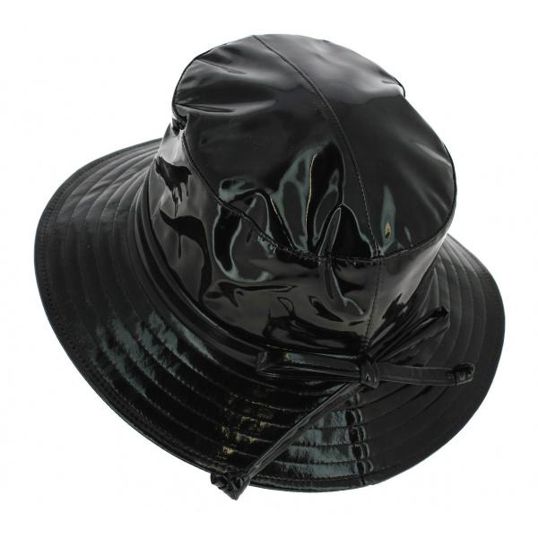 Chapeau Bob Imperméable Cardigan Noir - Crambes