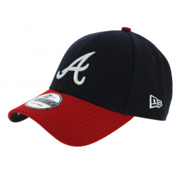 Casquette Strapback The League Atlanta Bleu - New Era