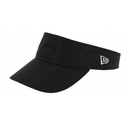 Visor Cap Water Resistant Black- New Era