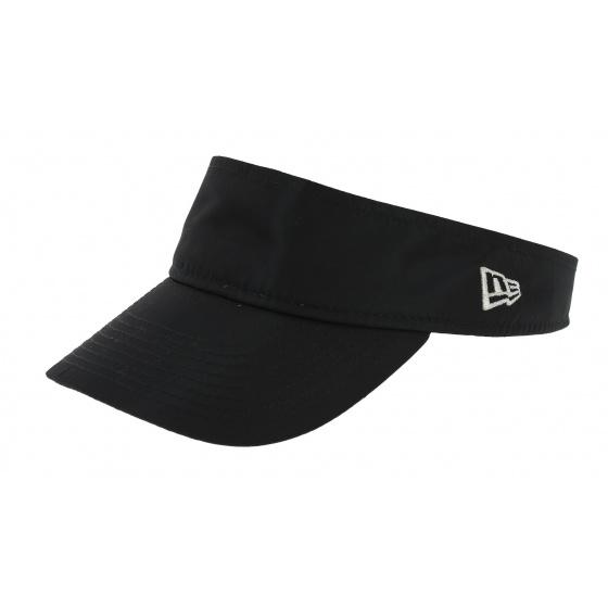 Sport Visor Black Waterproof Style Visor - New Era