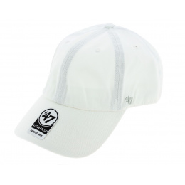 Strapback CleanUp Cotton Cap White - 47 Brand
