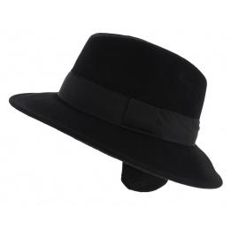 Chapeau Cache-Oreilles Pliable & Imperméable Noir - Traclet
