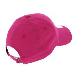 Strapback Essential League Pink Cotton Cap - New Era