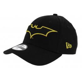 Casquette Strapback Batman Coton Noir - New Era