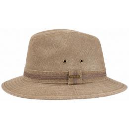 Chapeau tissu Ava Stripe stetson - chapeau tissu