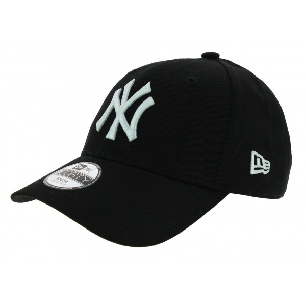 Real Baseball Kids Cap New-York Black - New Era