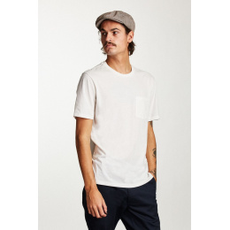 Casquette Brood Plaid Taupe - Brixton
