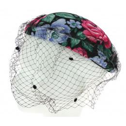 Flower Lady Hat