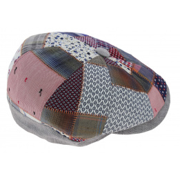 Casquette Patchwork Miranda Lin - Traclet