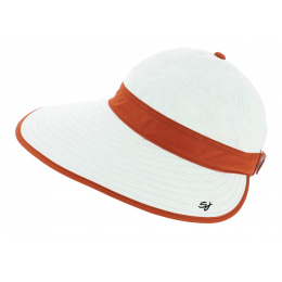 Cap / Capeline High Protection Charlène White - Soway