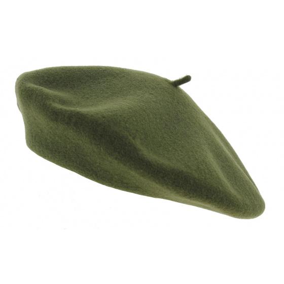 Béret vert Kaki  - Héritage par Laulhère