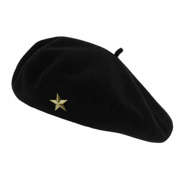 3195564e0 Basque beret - black