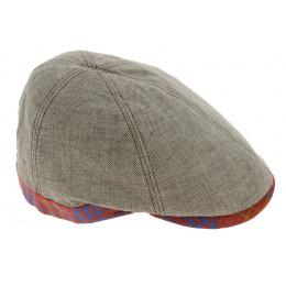 Gatsby Varadero Linen Beige Cap - Traclet