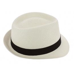 Panama Hat Trilby Royal Panama Hat - Flechette