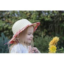 Chapeau Enfant Paille Saint Malot - Traclet