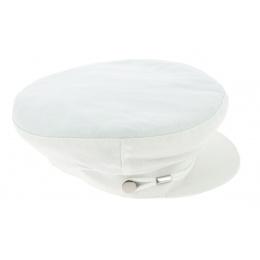 Camaret Coton Summer Cap - White - Mtm