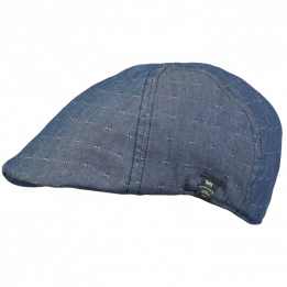 Casquette Bec de Canard Biduri Dark Blue - Barts