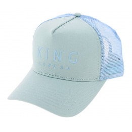 Casquette Trucker Poplar Sky - King Apparel